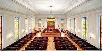 Bethel United Methodist Church weddings in Charleston SC