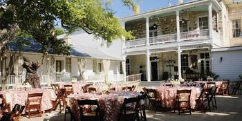 Ye Kendall Inn Hotel weddings in Boerne TX