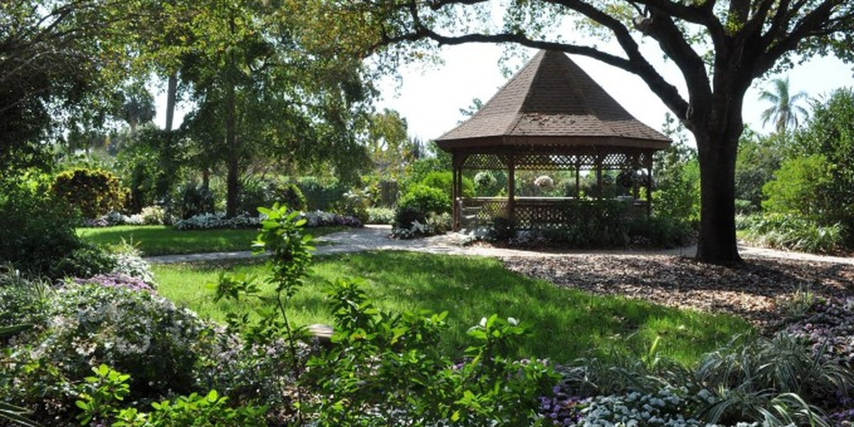 Mounts Botanical Garden Weddings Get Prices For Wedding Venues In Fl