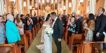 St. Joseph Church weddings in Chicago IL