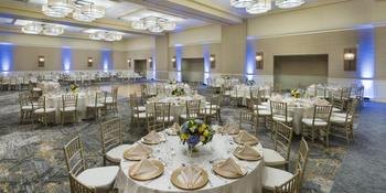 Wyndham Hamilton Park Hotel weddings in Florham Park NJ
