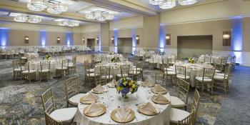Wyndham Hamilton Park Hotel weddings in Florham Park NJ