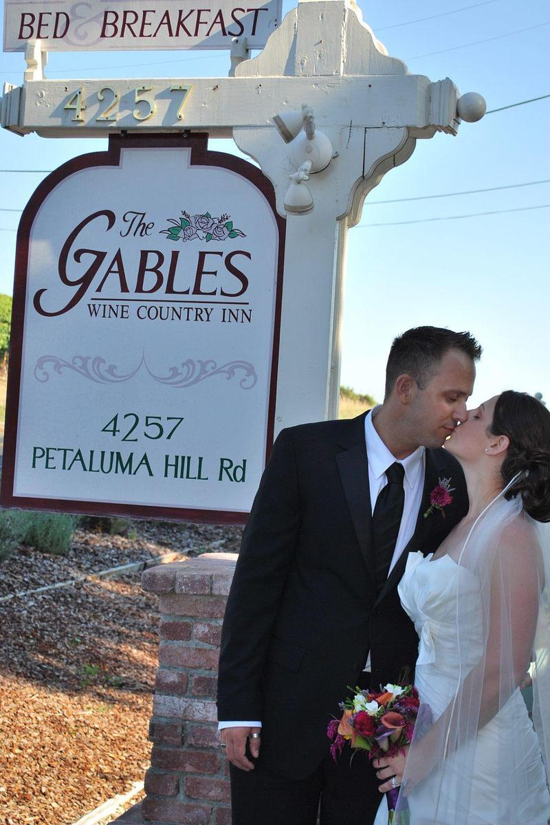 The Gables Wine Country Inn Weddings Get Prices For