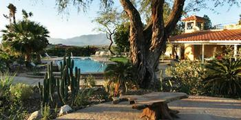 Hacienda Hot Springs Inn weddings in Desert Hot Springs CA