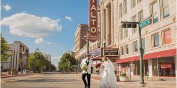 Rialto Square Theatre weddings in Joliet IL