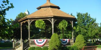 Washington Park Gazebo weddings in Sandusky OH