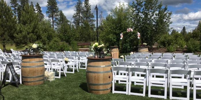 Coeur d'Alene Casino Resort wedding Idaho