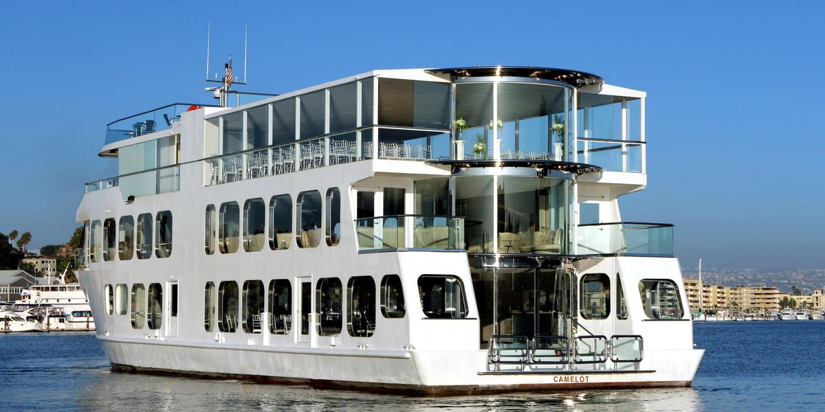 Electra Cruises Weddings Get Prices For Wedding Venues In Ca