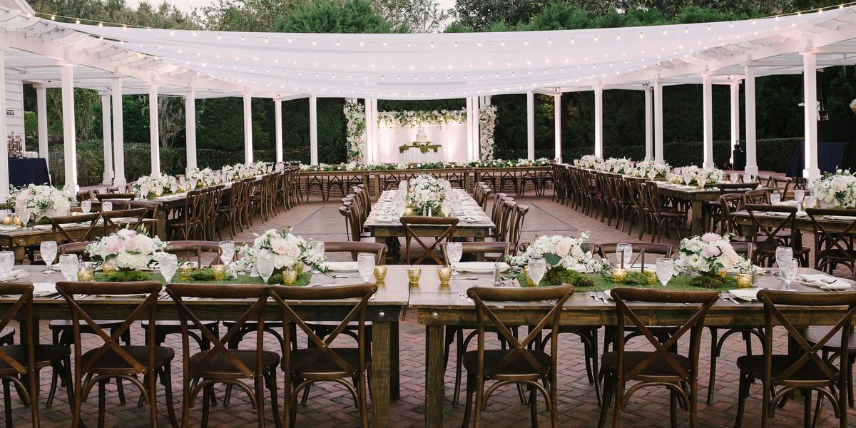 Cypress Grove Estate House Weddings