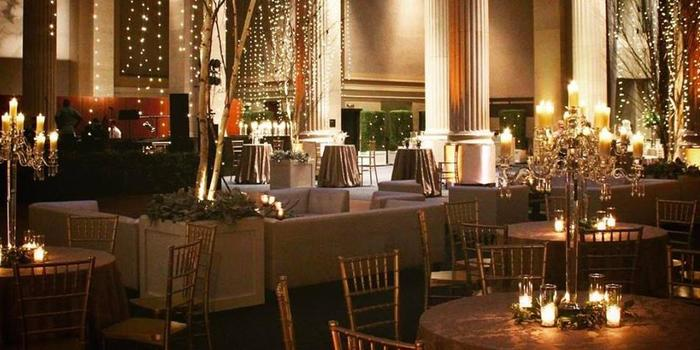 The Columns At One Commerce Square Wedding Venue Picture 4 Of 8 Provided By