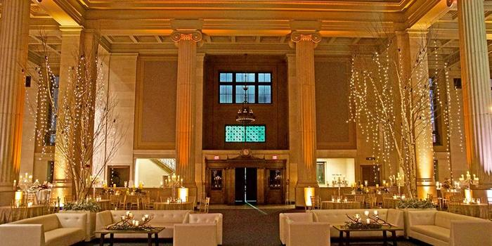 The Columns At One Commerce Square Wedding Venue Picture 5 Of 8 Provided By