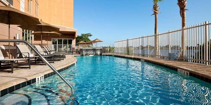 cambria hotel miami airport blue lagoon weddings get. Black Bedroom Furniture Sets. Home Design Ideas