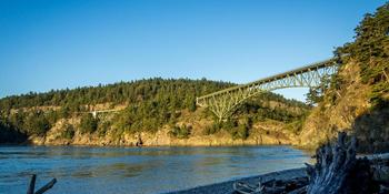 Deception Pass State Park weddings in Oak Harbor WA