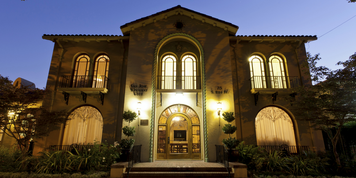 the san jose woman 39 s club weddings get prices for