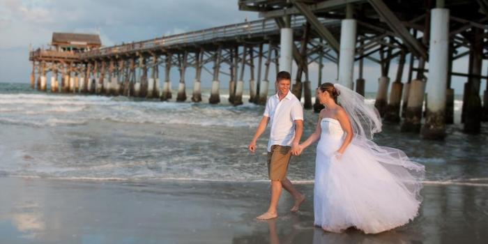 Cocoa Beach Pier Weddings