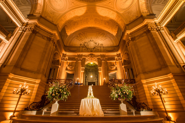 Sf City Hall Venue San Francisco