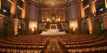 SF City Hall weddings in San Francisco CA