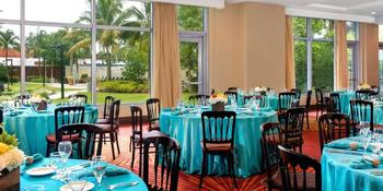 Marriott Miami Airport Campus weddings in Miami FL