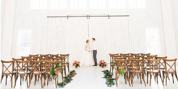 The White Sparrow Barn weddings in Quinlan TX