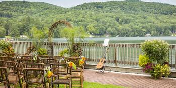 Lake Morey Resort weddings in Fairlee VT