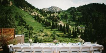 Alta Lodge weddings in Alta UT