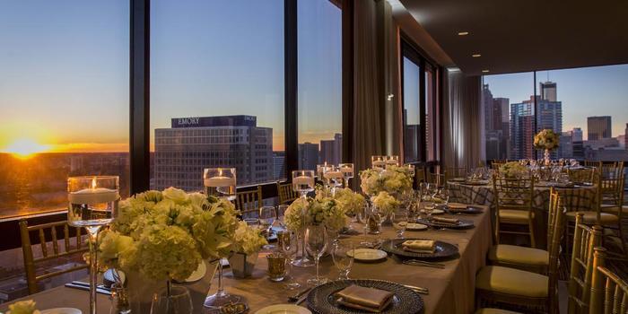 The Sky Room wedding Atlanta