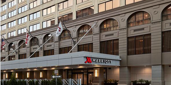 Washington Marriott Georgetown weddings in Washington DC