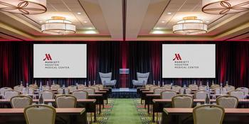 Houston Marriott Medical Center weddings in Houston TX