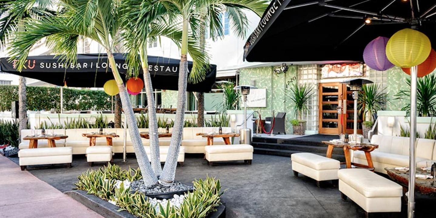 The Catalina Hotel Venue Miami Beach