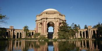 The Palace of Fine Arts weddings in San Francisco CA