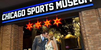 Chicago Sports Museum weddings in Chicago IL