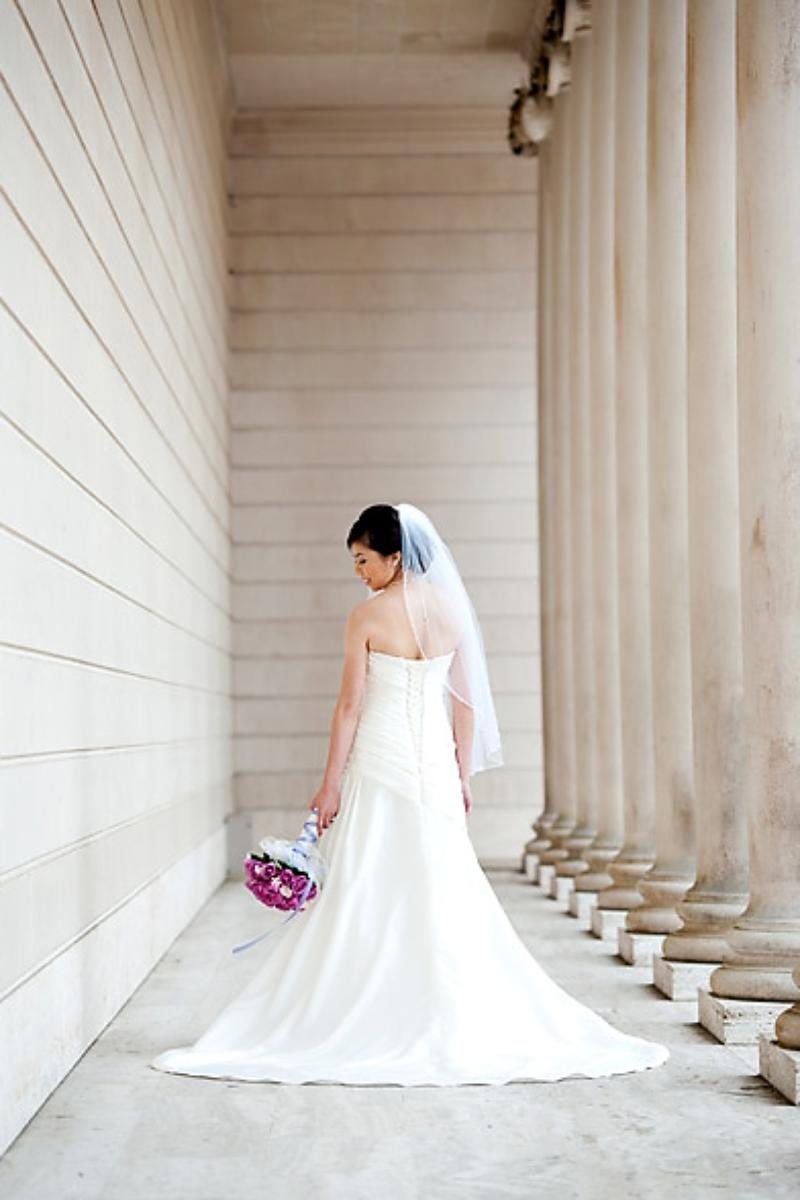 Legion of Honor wedding venue picture 12 of 16 - Photo by: Vincent Au Photography