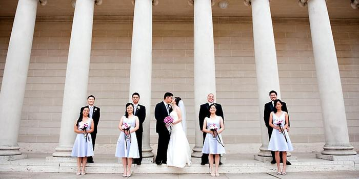 Legion of Honor wedding venue picture 8 of 16 - Photo by: Vincent Au Photography