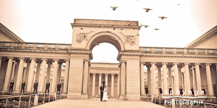 Legion of Honor wedding venue picture 1 of 16 - Photo by: Sphynge Photography