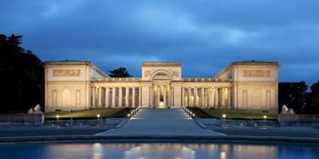 Legion of Honor weddings in San Francisco CA