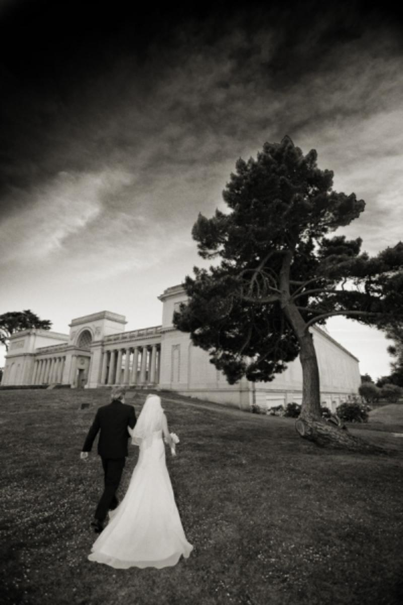 Legion of Honor wedding venue picture 10 of 16 - Photo by: IQ Photography
