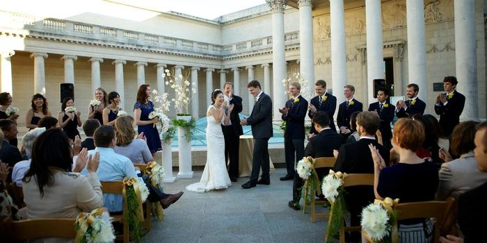 Legion of Honor wedding venue picture 14 of 16 - Photo by: Thor Swift Photography