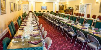 Hearthstone Restaurant Bakery Great Room weddings in Kamiah ID