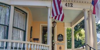 C.W. Worth House Bed and Breakfast weddings in Wilmington NC