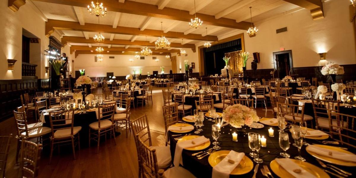 Pasadena Masonic Temple Weddings