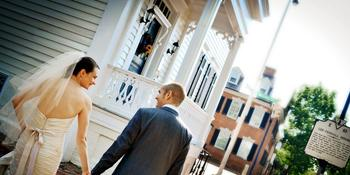 Lee-Fendall House Museum and Garden weddings in Alexandria VA