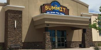 The Summit weddings in Colorado Springs CO