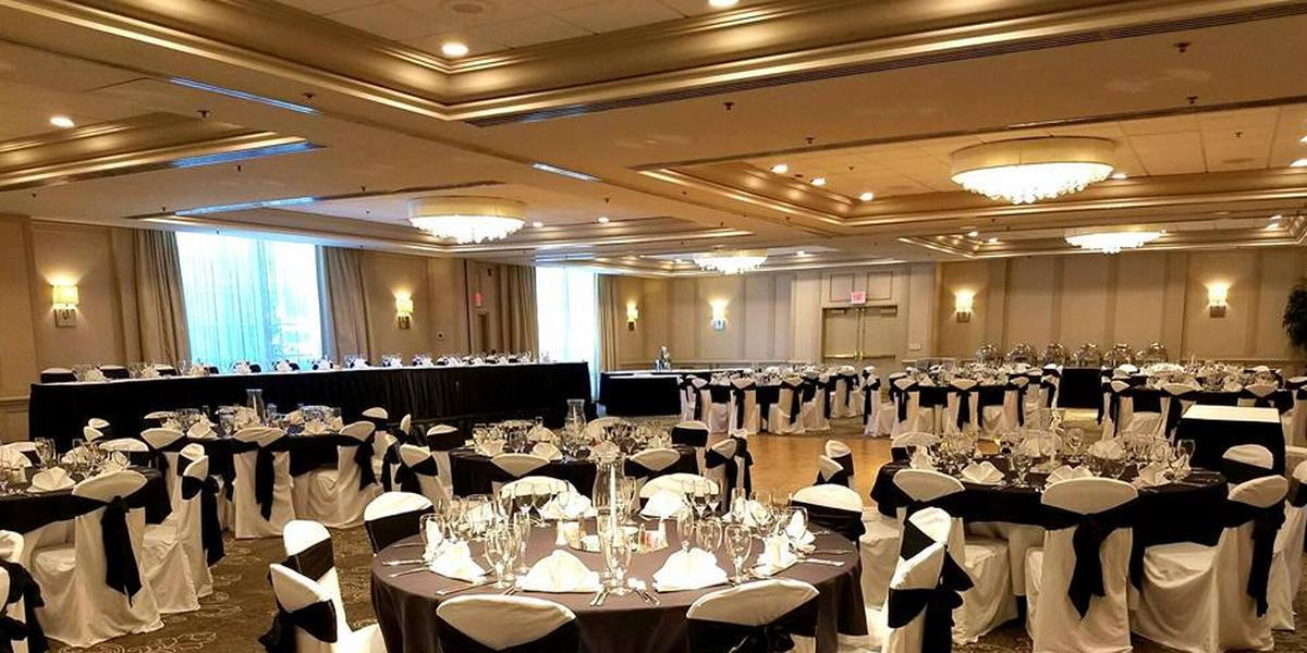 Hilton Greenville Weddings | Get Prices for Wedding Venues ...
