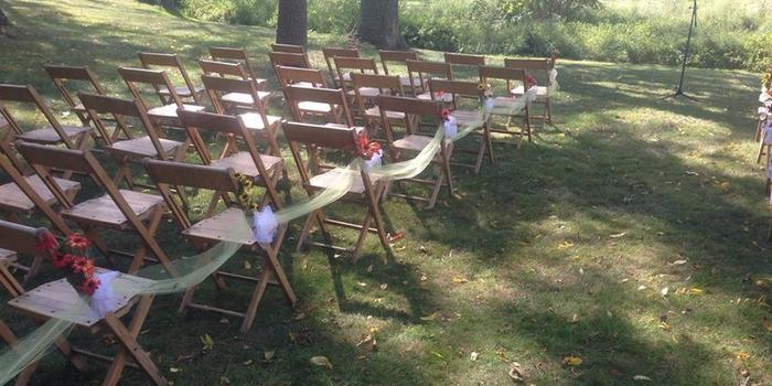 The Barn at Walnut Glen wedding Columbus
