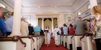 Trinity United Methodist Church weddings in Savannah GA