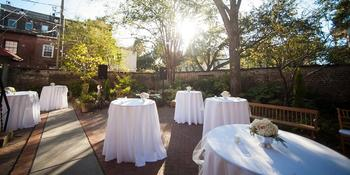 Massie Heritage Center weddings in Savannah GA