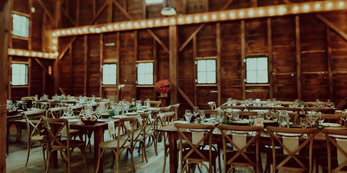 Owls Hoot Barn Weddings | Get Prices for Wedding Venues in NY