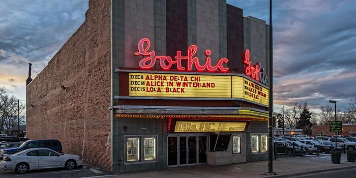 The Gothic Theatre Weddings   Get Prices for Wedding ...