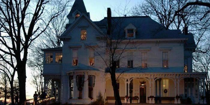 Anderson Mansion Museum wedding Southern Illinois