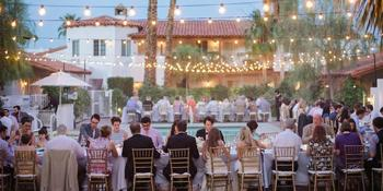 Alcazar Palm Springs weddings in Palm Springs CA